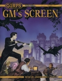 GURPS 4th Ed. GM's SCREEN
