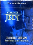 YOUNG JEDI The Jedi Council Starter Set