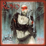 THE FANTASY ART OF ROYO - OFFICIAL 2020 CALENDAR