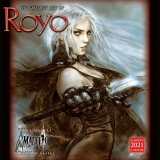 THE FANTASY ART OF ROYO - OFFICIAL 2021 CALENDAR