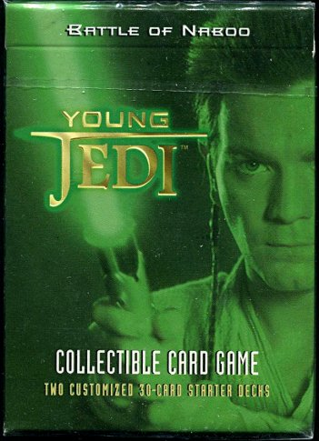 YOUNG JEDI Battle of Naboo Starter Set